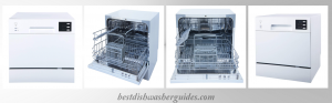 SPT SD-2225DW Countertop Dishwasher